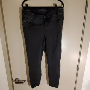 Black Plus Skinny Jeans 18R